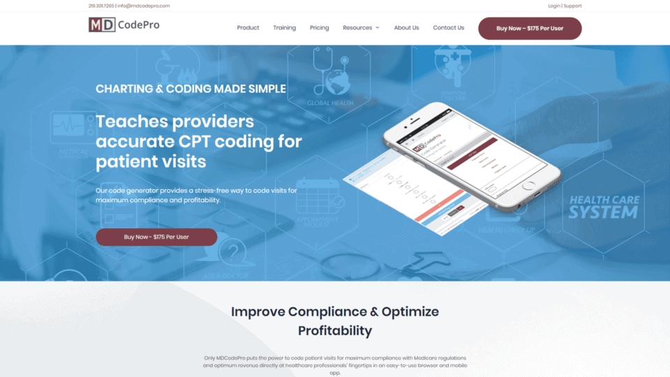 Our-Work_MDCodePro-Website