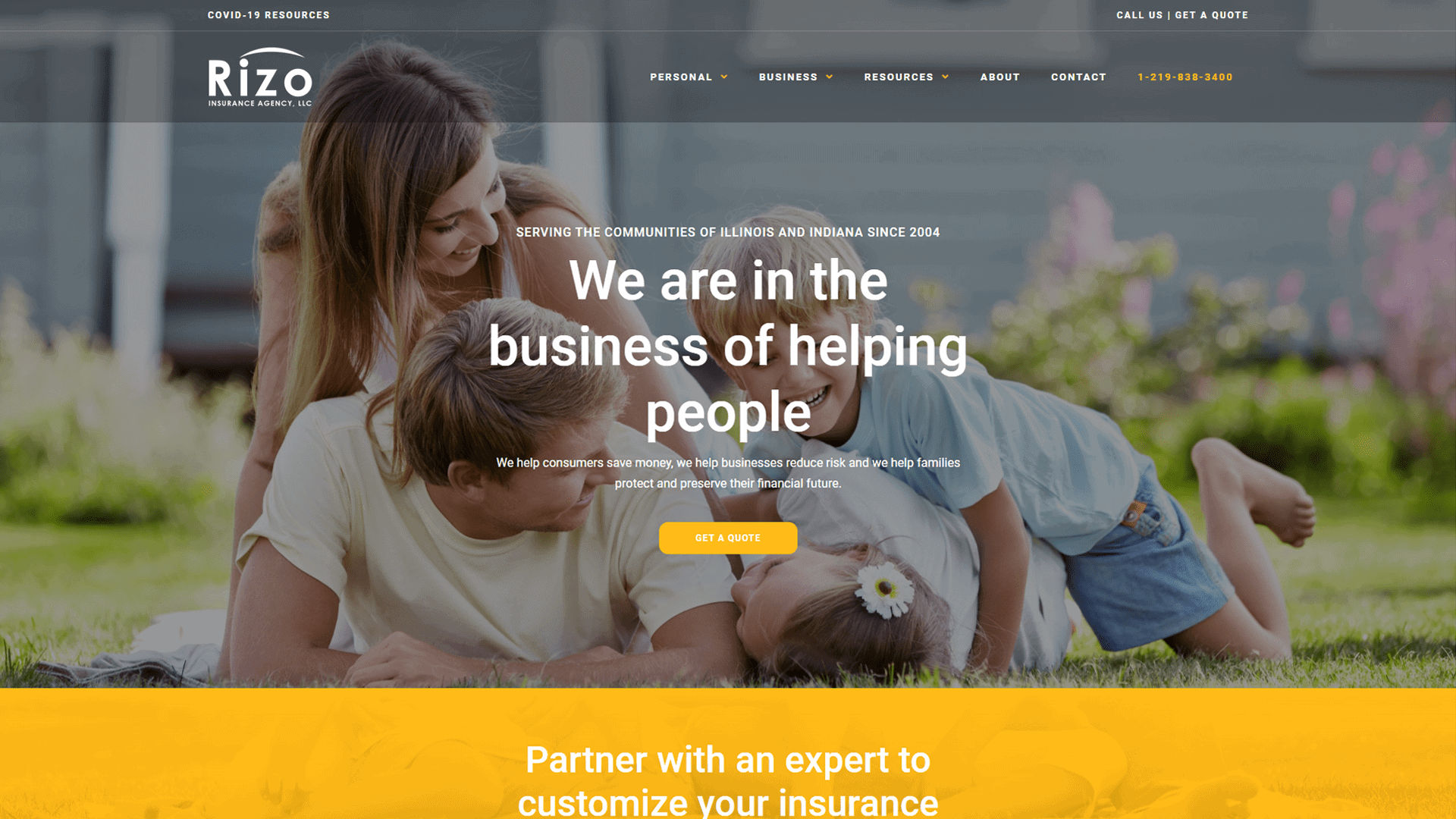 Our-Work_Rizo-Insurance-Website